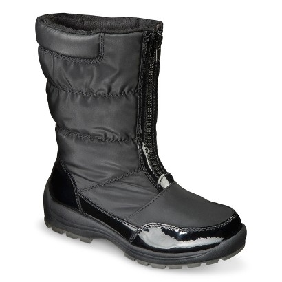 s winter boots black target