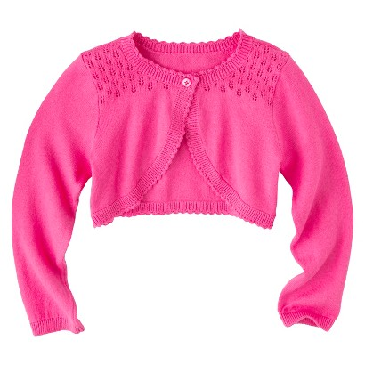 Infant Toddler Girls' Long-Sleeve Cardigan