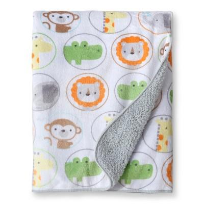 Circo™ Valboa Baby Blanket - Snoozn' Safari