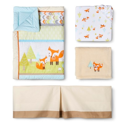 Circo™ 4pc Crib Bedding Set - Woodland Trails