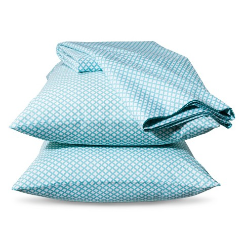 Xhilaration® Mini Ethnic Sheet Set - Turquoise