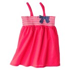 Circo® Infant Toddler Girls' Polka Dot Swim Cover Up Dress