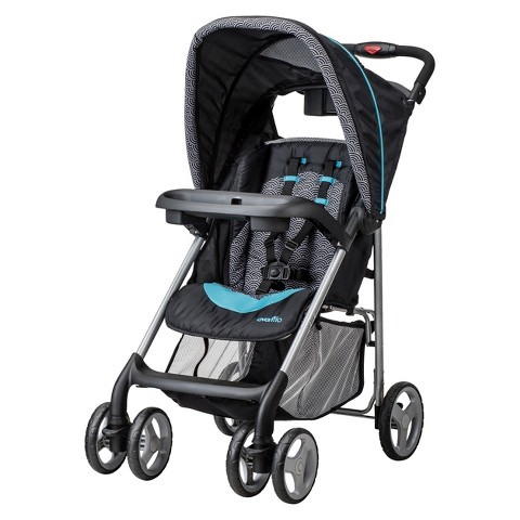 Evenflo JourneyLite Stroller - Koi