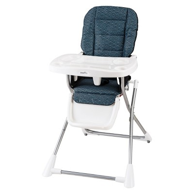Evenflo Compact Fold High Chair - Koi