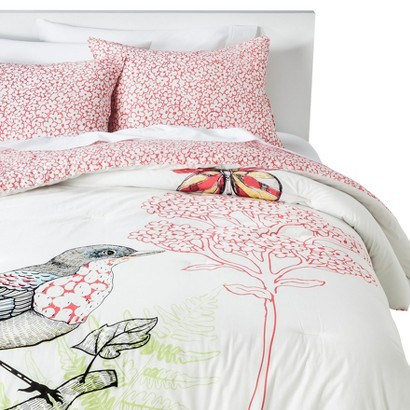 Willow Comforter Set - Multicolor