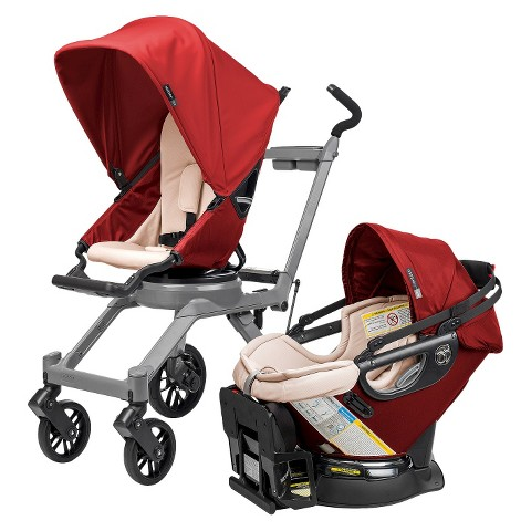 Orbit Baby G3 Travel System - Ruby