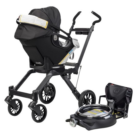 Orbit Baby Stroller Travel System - Black