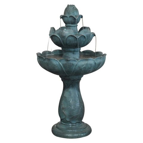 Bond Manufacturing Isabelle Outdoor Water Fountain