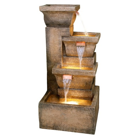 Bond Manufacturing Ashboro Outdoor Water Fountain