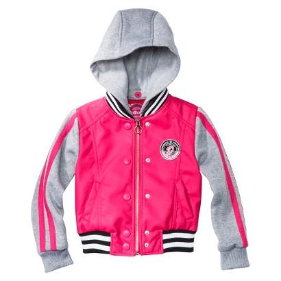 Dollhouse Girls' Varsity Jacket
