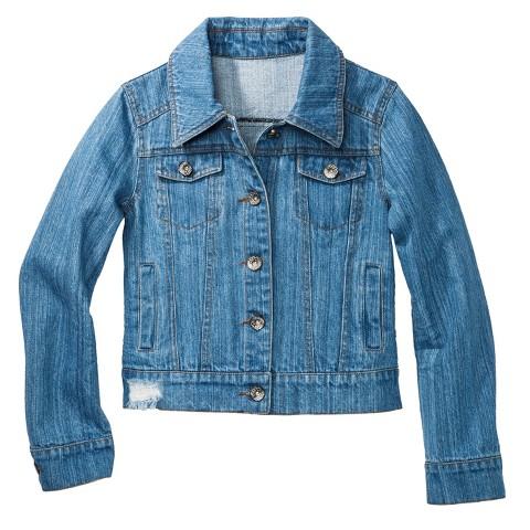Dollhouse Girls' Denim Jacket