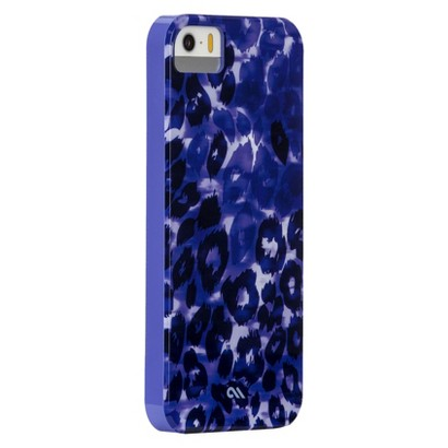 CaseMate Barely Studio Print Cell Phone Case for iPhone 5/5S - Purple (TGT030254)