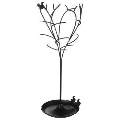 Umbra Black Metal Jewelry Stand