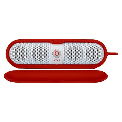 Beats Sleeve for Pill Speaker - Red