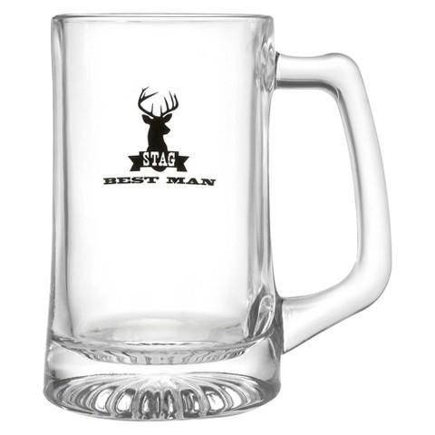 Stag Best Man Beer Mug