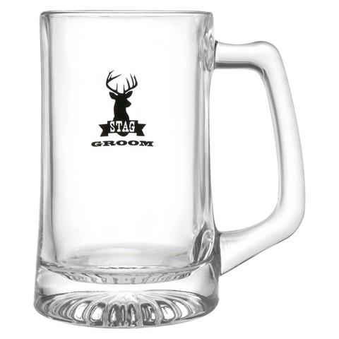 Stag Gromm Beer Mug