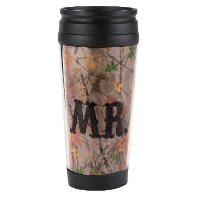 Camouflage Coffee Tumbler