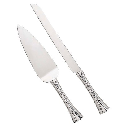 Zippered Elegance Serving Set