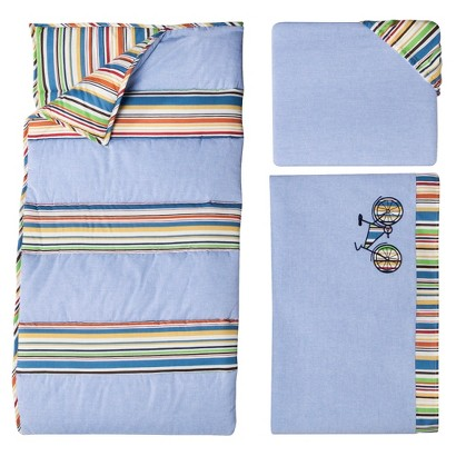 Castle Hill Parker 3pc Baby Crib Bedding Set