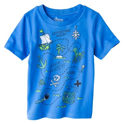 Circo® Infant Toddler Boys' Short Sleeve Graphic Tee