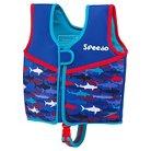 Speedo Boys Swim Vest- Blue (MED)