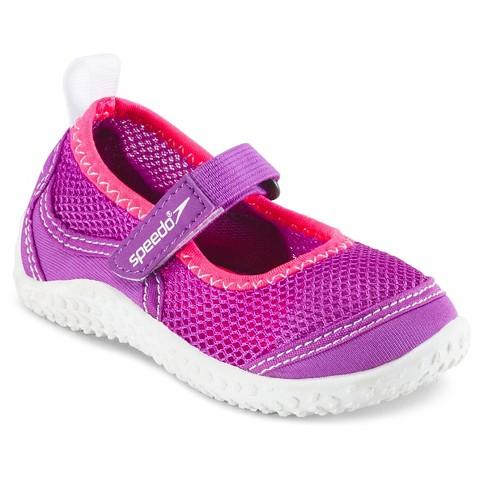 Speedo Toddler Girls Mary Jane Water Shoes