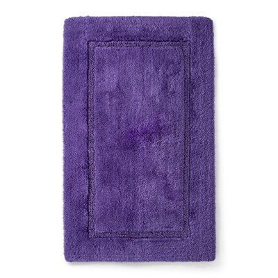 Threshold™ Botanic Fiber Bath Rug - Grape Fizz (20x32)