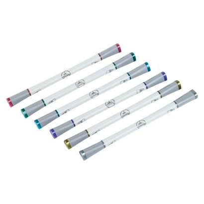 EK Tools Metallic Writing Pens 6 Pk