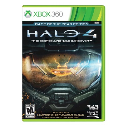 Halo 4: Game of The Year Edition (Xbox 360)