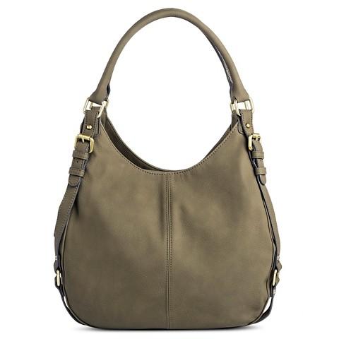 Merona® Timeless Collection Large Hobo Handbag