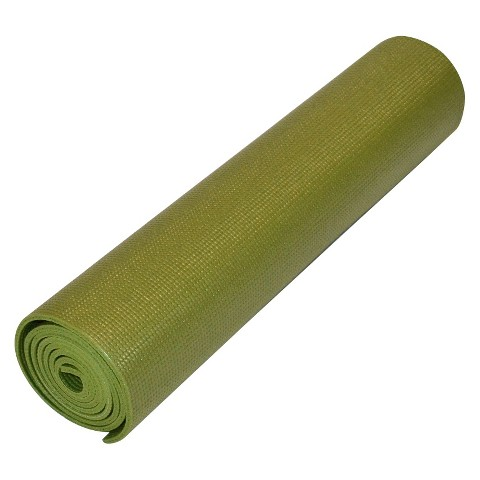 "Yoga Direct Yoga Mat - Olive Heather ( 1/4 "" )"