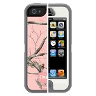 Otterbox Camouflage Cell Phone Case for iPhone 5/5s - Pink (77-33390P1)
