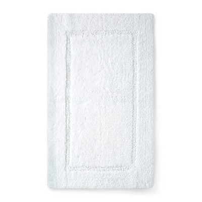 Threshold™ Botanic Fiber Bath Rug - True White (20x32)