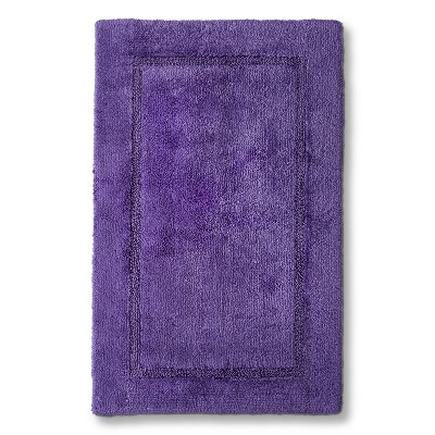 Threshold™ Botanic Fiber Bath Rug - Grape Fizz (23x37)