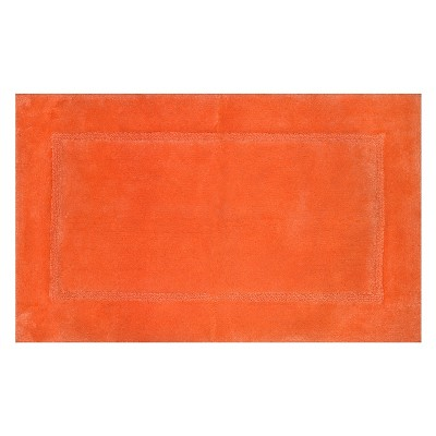 Bath Rug 23x BTNC Orange Truffle - Threshold™