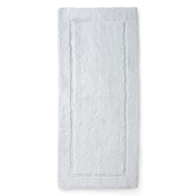 Threshold™ Botanic Fiber Bath Rug - True White (24x54)