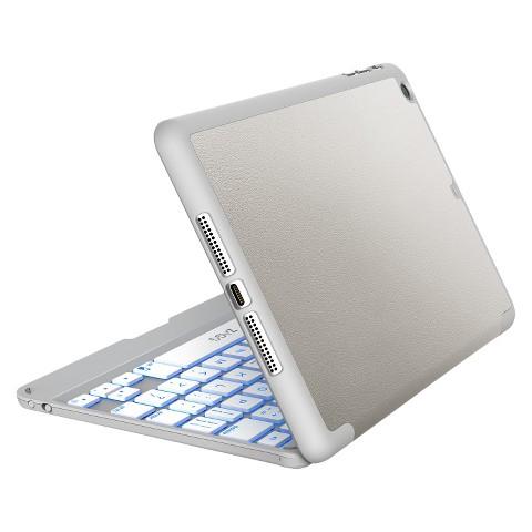 ZaggKeys Folio for iPad Mini - Silver (IM2ZKF-SW0)