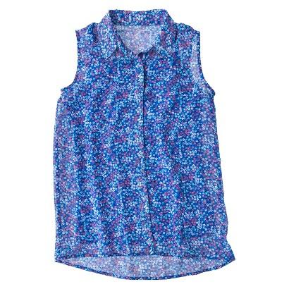Girls' Button Down Shirt