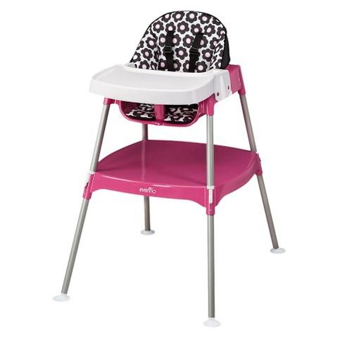 evenflo convertible high chair marianna target