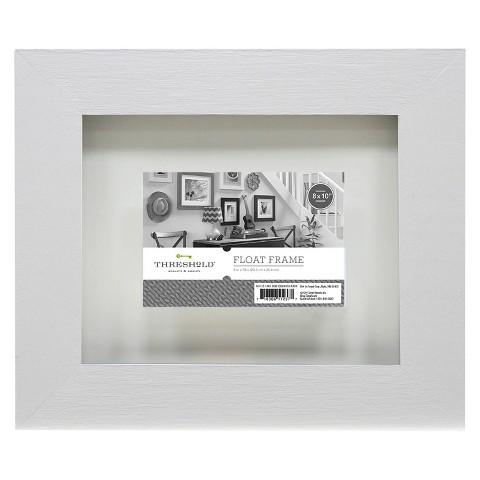 Threshold™ Flat Gallery Float Frame
