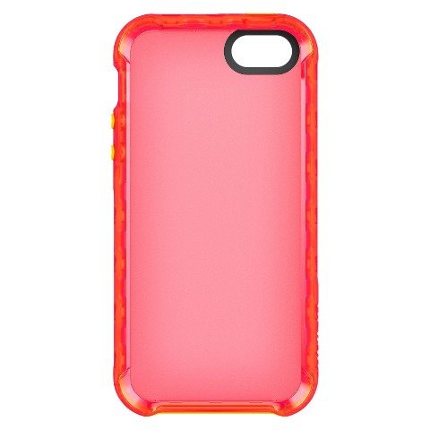 Belkin Ultimate Grip Cell Phone Case for iPhone 5C - Pink/Red (F8W420btC02)