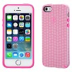 Speck CandyShell Inked Ponto Cell Phone Case for iPhone 5/5s - Pink (SPK-A2636)