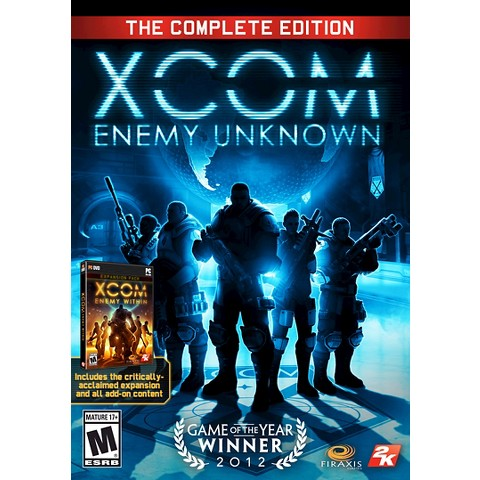 XCOM Enemy Unknown - The Complete Edition (PC Game)
