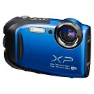 Fujifilm FinePix XP70 Waterproof 16MP Digital Camera with 5X Optical Zoom