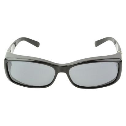 Rectangle Sunglasses - Black