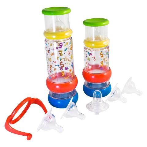 Bouche Baby Take N' Shake Baby to Toddler Feeding Gift Set