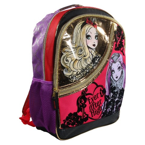 "Ever After High What is Your Destiny 16"" Backpack"