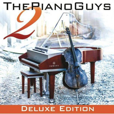 The Piano Guys - Piano Guys 2 (Deluxe Edition CD/DVD)