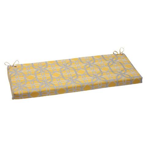 Outdoor Bench Cushion Keene Tar