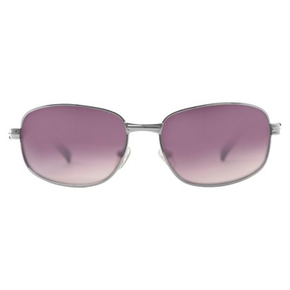 Dickies® Rectangle Sunglasses - Silver